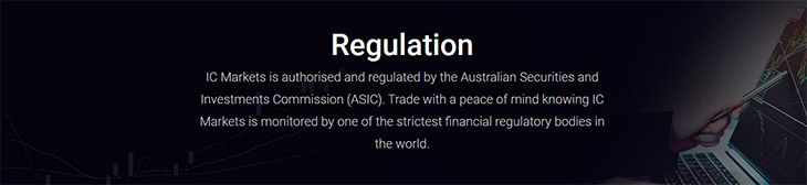 IC Markets regulation