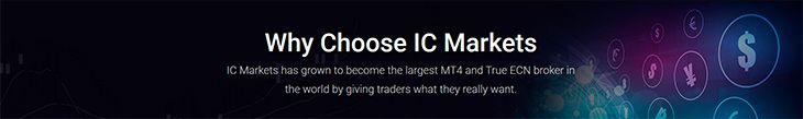 Why choose IC Markets