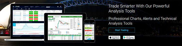 Xtrade trading platforms
